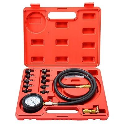 DASBET Engine Cylinder Oil Pressure Diagnostic Tester Tool Set: Automotive