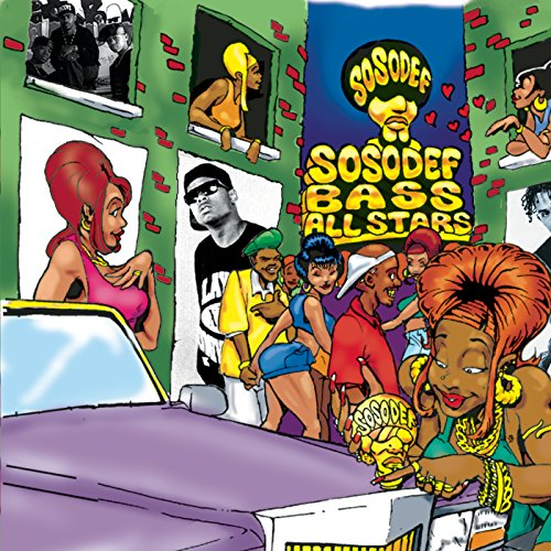 So So Def Bass All-Stars (So So Def Bass Allstars Vol 1)