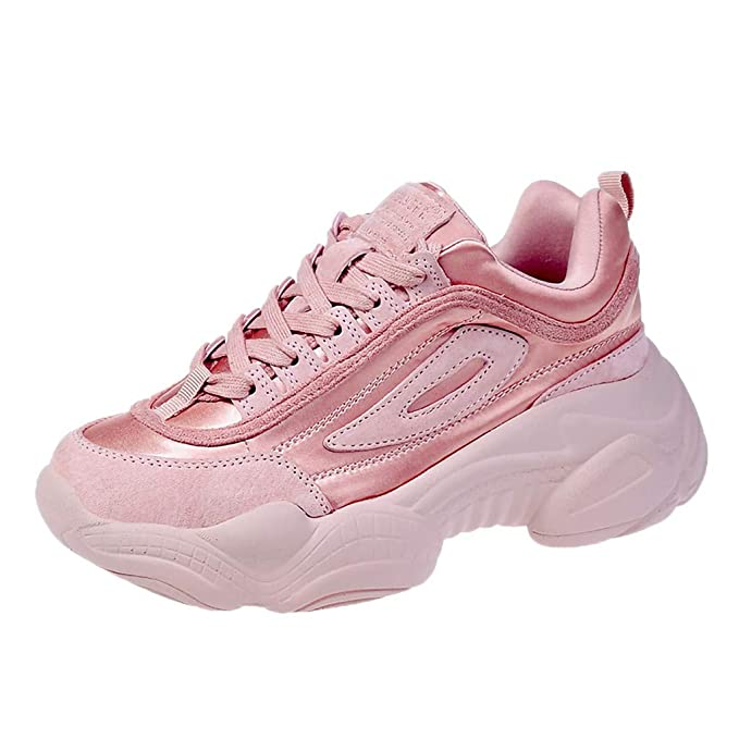 907bee62bdd86 Amazon.com: HENWERD Walking Tennis Shoes for Women Slip On ...