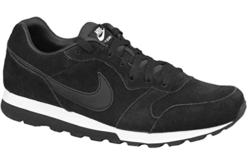 Nike MD Runner 2 Leather Prem - Zapatillas de Running cabf932d2a00f