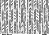 Flexistamps Texture Sheet - Diagonals Full Sheet