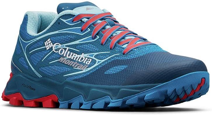 Columbia Trans Alps F.k.t. II, Zapatillas de Running para Asfalto para Mujer: Amazon.es: Zapatos y complementos