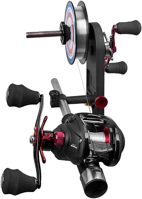 PLUSINNO Fishing Line Spooler Spooling Station System Machine Multifunction B...