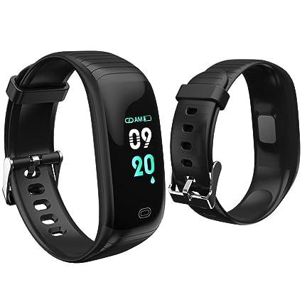 Amazon.com: SHL 2018 IP67 Waterpoof Smart Watch, Sports ...