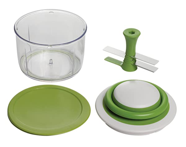 Chef'n VeggiChop Hand-Powered Food Chopper Review