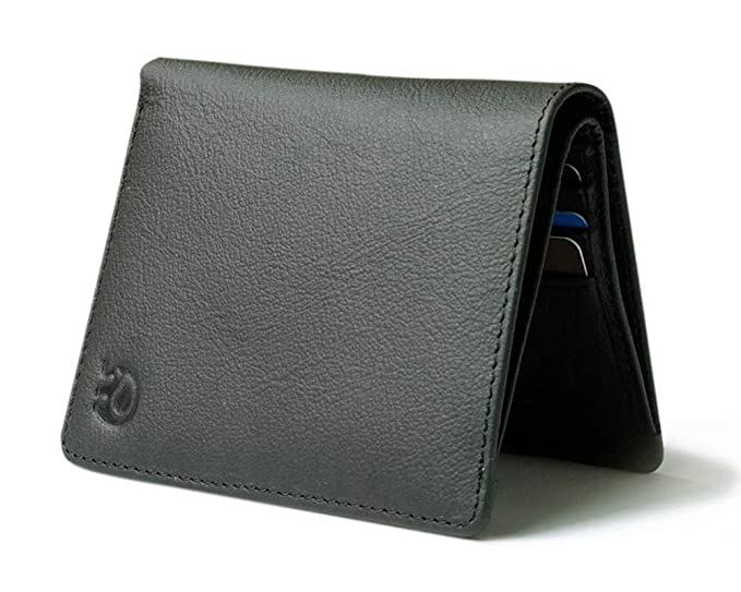 Amazon.com: MAGA 1 Genuine Leather Wallet Fashion Short ...