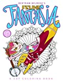 img - for Feline Fantasia: A cat coloring book book / textbook / text book