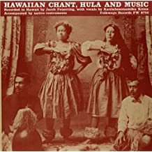 Hawaiian Chant Hula And Music