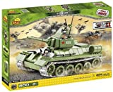 SMALL ARMY / 2444 / T-34 400 building bricks by