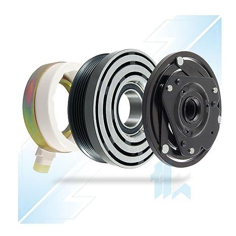 climática Compresor magnético Juego de embrague apto para GM/Harrison V5 6pk (PV6)
