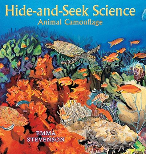 Hide-And-Seek Science: Animal - Animal Camouflage