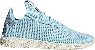 Amazon.com | adidas Originals Mens Pharrell Williams Tennis Hu ...