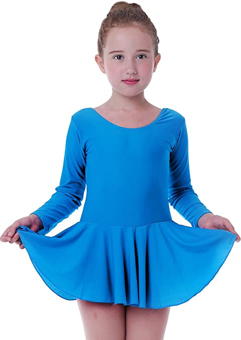 b804443f030e Seawhisper Children Dance Costumes Ballet Leotards Tutu Girls ...