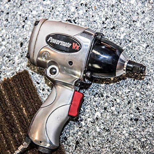 PowerMate Vx 0240077CT Air Impact Wrench, 1/2'' by Powermate Vx (Image #2)