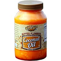 Butter Flavored Coconut Oil (32 Ounce)