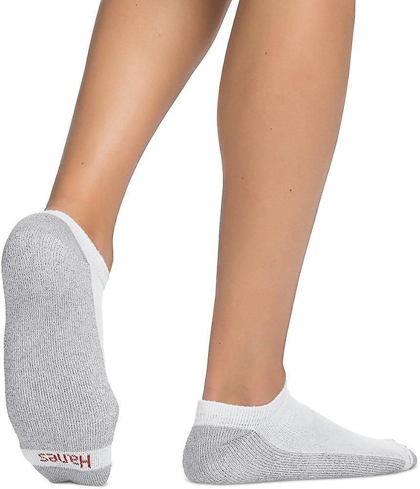 Hanes Men's No-Show Socks 12 Pack (2-Pk