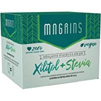 Xilitol e Stevia Sachê Magrins