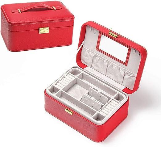 Cajas para joyas Pequeñas cajas de almacenamiento de joyería de ...