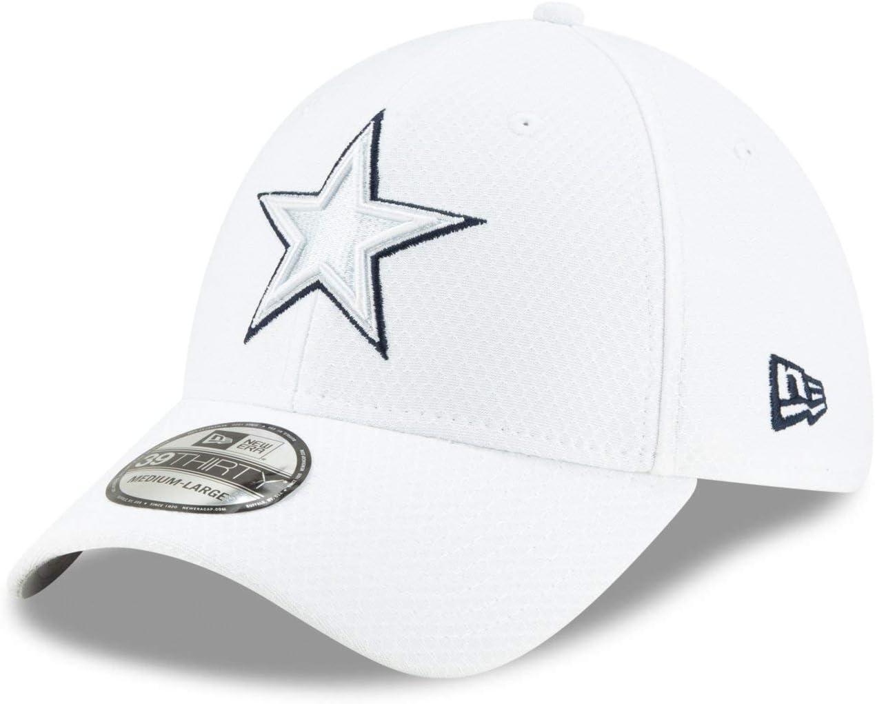 NFL Dallas Cowboys heather navy New Era 39Thirty Cap
