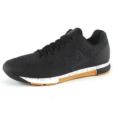 d01fff69dd5 Reebok - Crossfit Speed Tr 2.0 - Chaussures de entraînement - Femme - Noir(  blanc