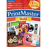 Software : PrintMaster v6 Gold Mac [Download]