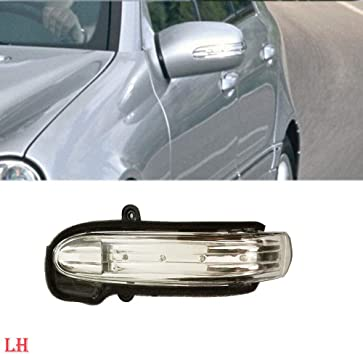 MERCEDES-BENZ CLASSE C 203 Pilotes Side Mirror Indicator A2038201621