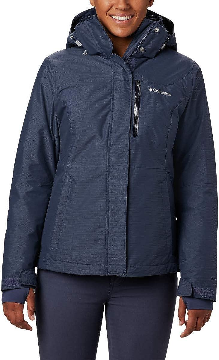 Columbia Alpine Action Oh Jacket