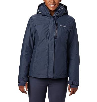 Columbia Alpine Action Chaqueta OH Ski de esquí, Mujer, Azul, Talla: XXL