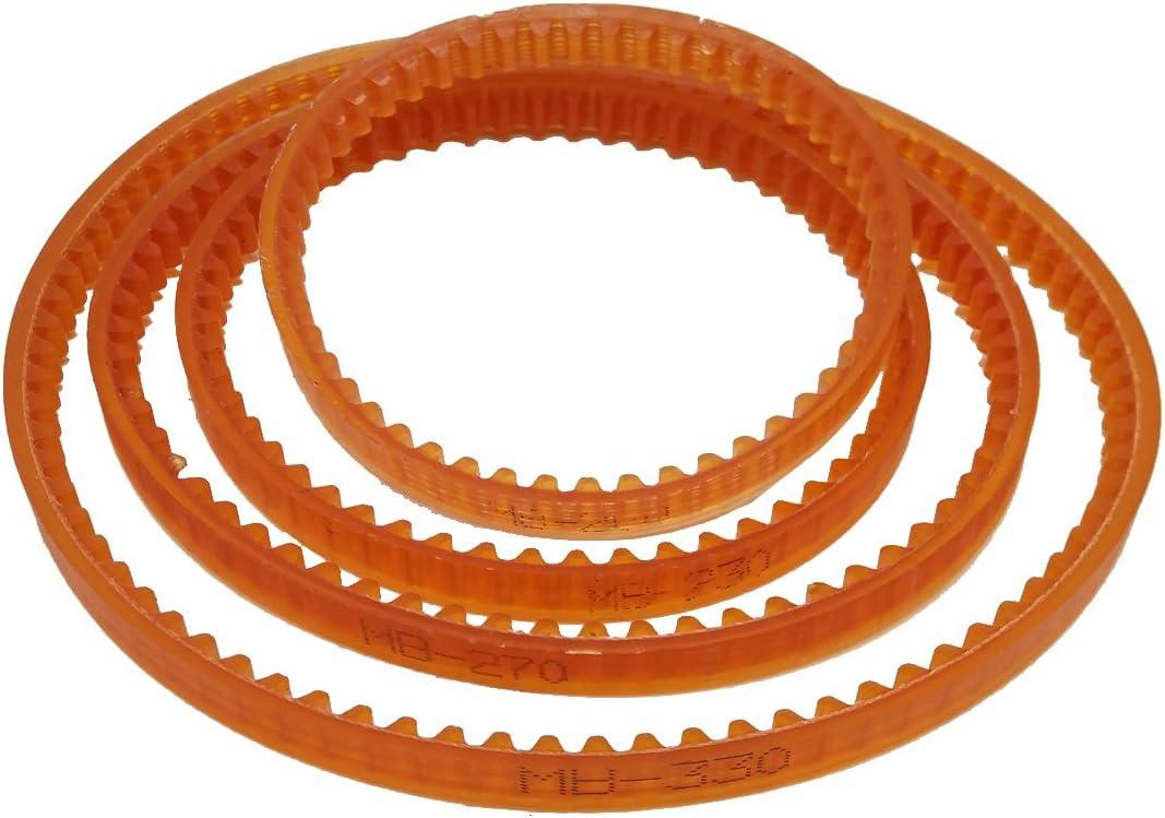 MB-230 HONEYSEW Neoprene Sewing Machine Motor Drive V Belt 54 Teeth