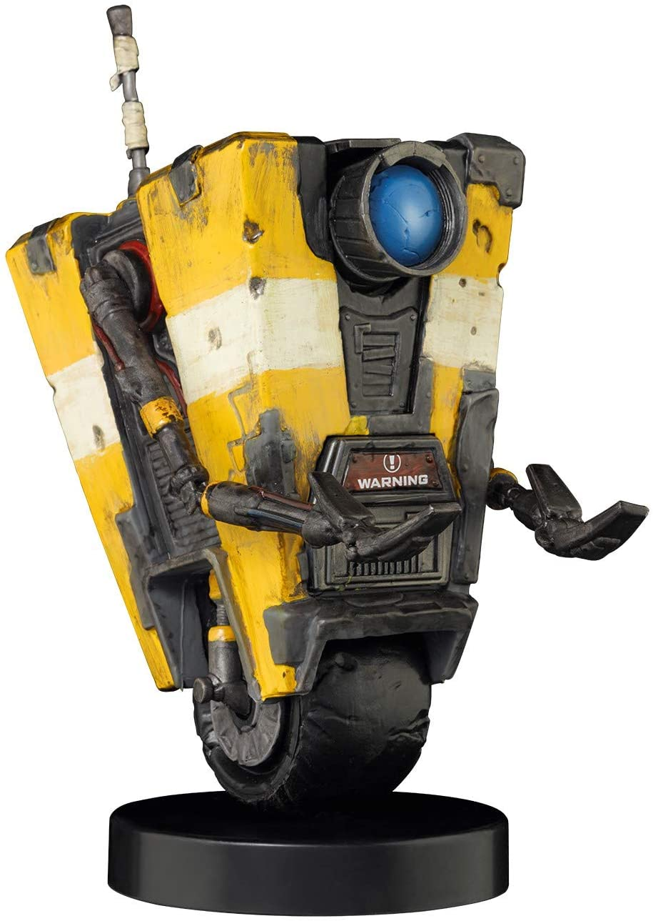 Exquisite Gaming Cable Guy - Borderlands Claptrap - Charging Controller and Device Holder