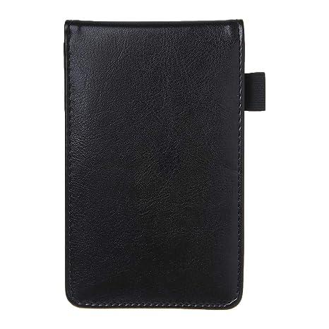 JIAY - Agenda de bolsillo multiusos A7, cuaderno de notas ...