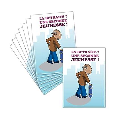 Tarjeta despedida a la jubilación - 8 tarjetas - Tarjeta la ...