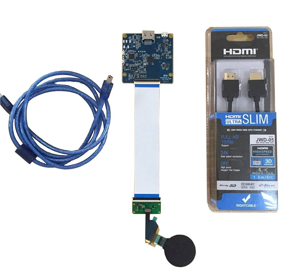 Amazon com: AMELIN HDMI transfer MIPI signal lcd driver