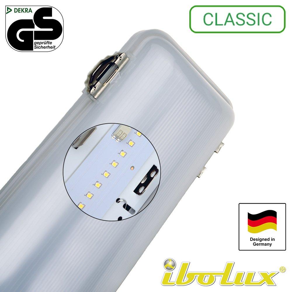35W LED Feuchtraumleuchte Wannenleuchte 60cm/120cm/150cm als ...