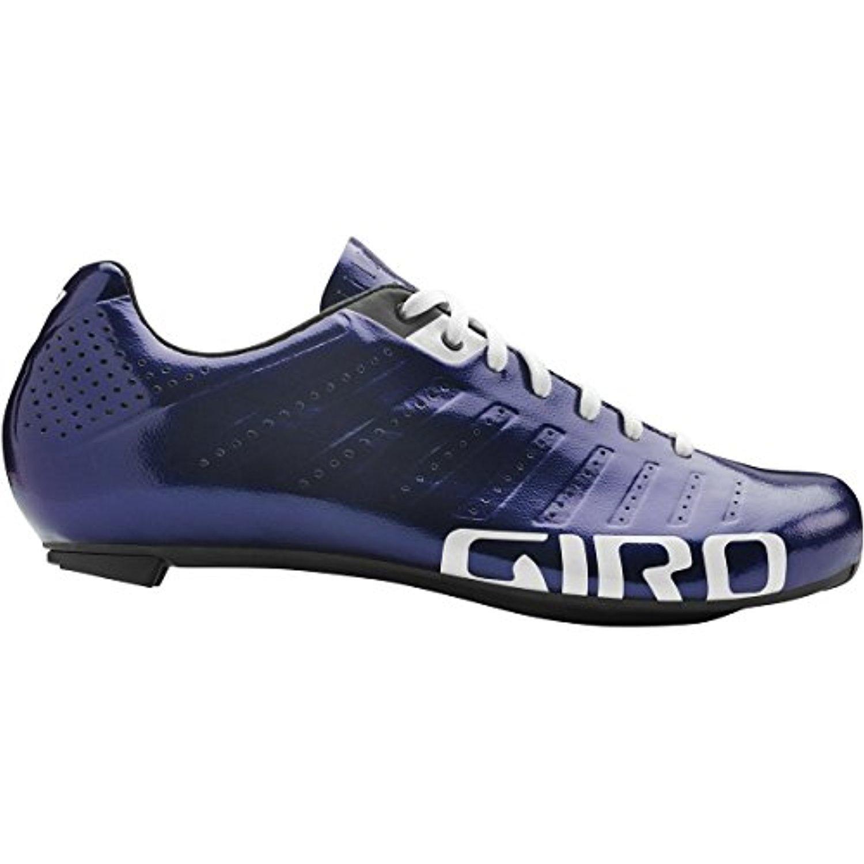 Giro, USA APPAREL メンズ B07DHXJYKX  Uvet / White 40