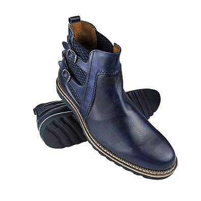 Zerimar Stiefel mit 7 cm Innen steigt Schuhe für Männer erhöhen auf  undsichtbare Weise Ihre Körper 0d1806afdc