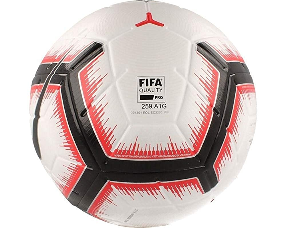 Amazon.com   Nike Mens NK MERLIN SC3303-100 5 - WHITE BRIGHT  CRIMSON BLACK BLACK   Sports   Outdoors 3b7bb6785b97c
