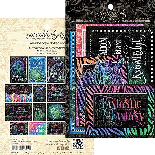Graphic 45 Kaleidoscope Ephemera