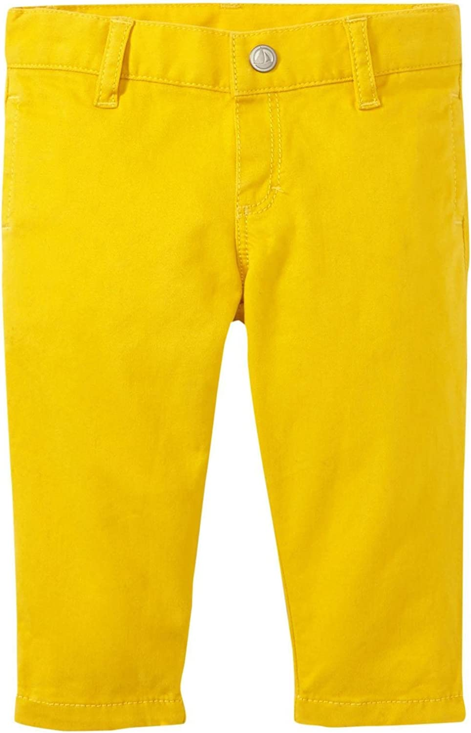 Baby Petit Bateau Shorts Orange-6 Months