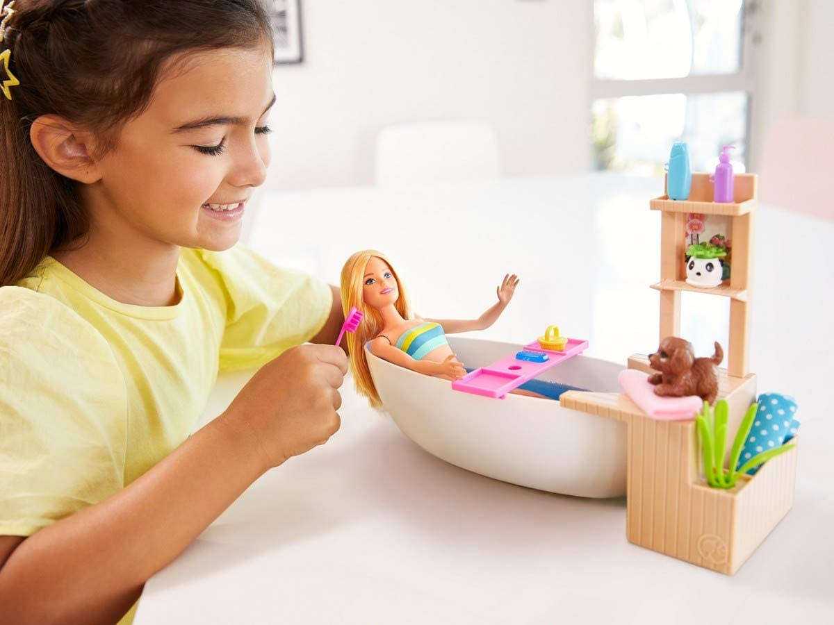 Barbie garçons filles de Bulles de Savon Baignoire Enfant Fête Sac Remplissage Jouets