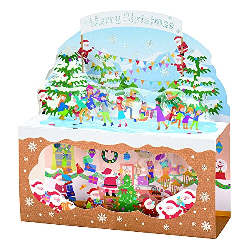 mini-santas-magical-secret-forest-pop-up-christmas-card
