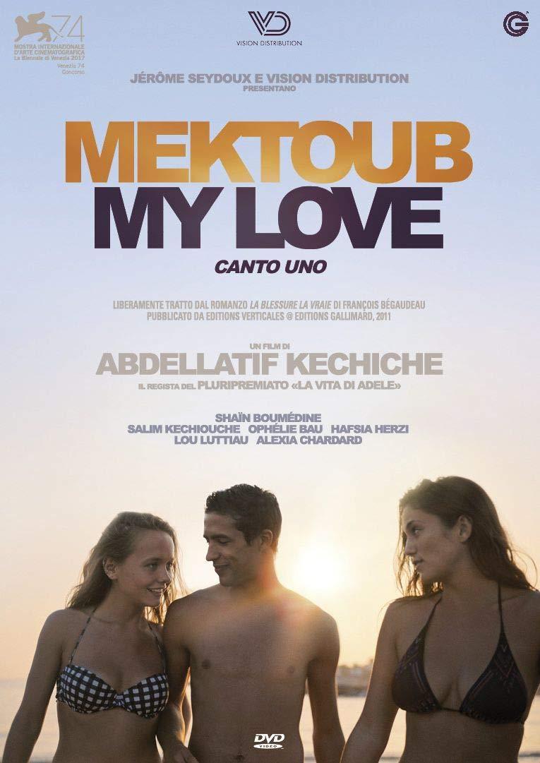 Mektoub My Love: Canto Uno (2018) DVD 9
