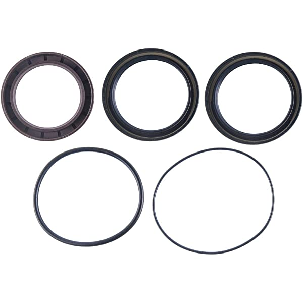 Yamaha rear cv axles /& differential seal kit Grizzly 450 2008 2009 2010