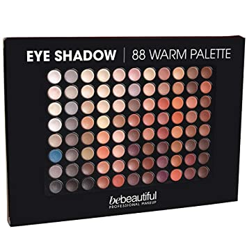 Amazon.com: Bebeautiful sombra de ojos 88 colores paleta ...