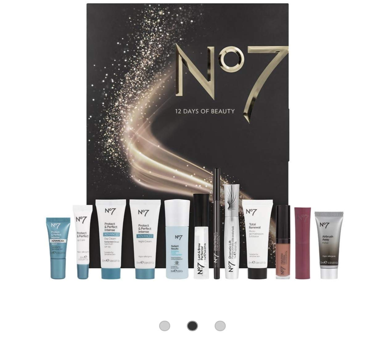 Beauty Advent Calendar.No7 Beauty Advent Calendar Pack Of 1