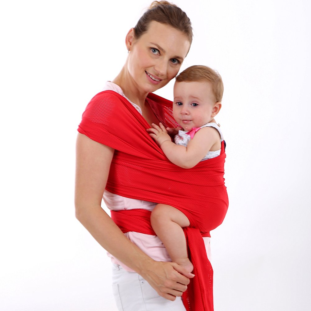 Elastic Baby Sling Infant Carry Trolley Baby Wrap Baby Carriers For