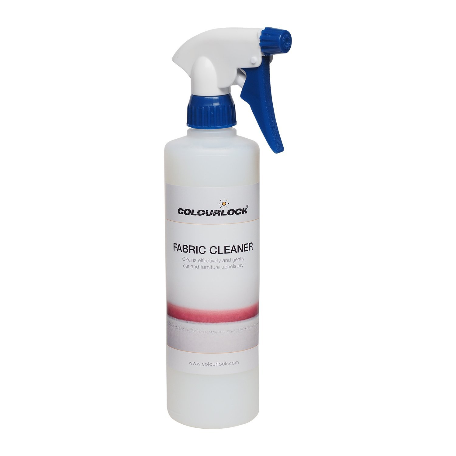 COLOURLOCK Alcantara Leather & Textile Cleaner 500ml / 18fl oz for car seats, carpets, cloth & fabric interior and furniture upholstery by Colourlock (Image #1)