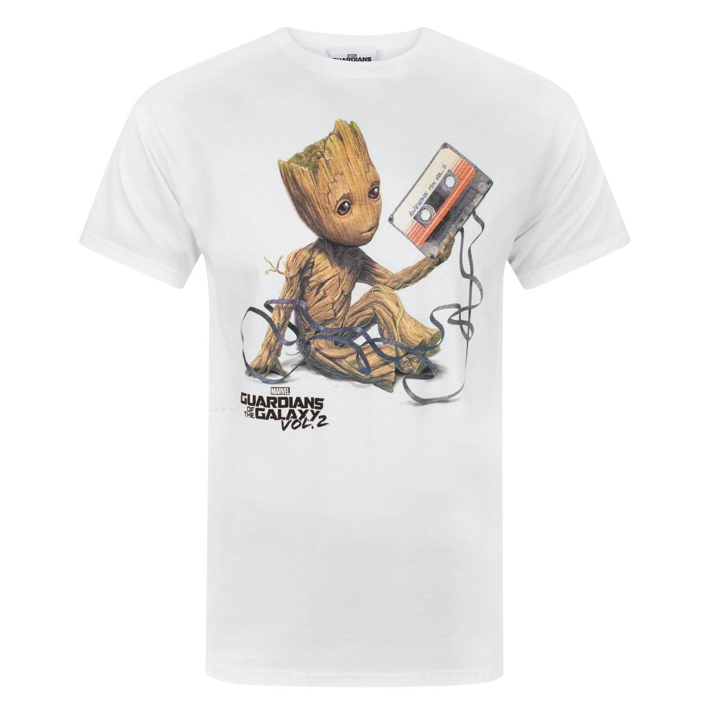 S Vol 2 Tape T Shirt 5294