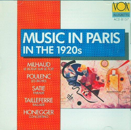 Music in Paris in the 1920s ()