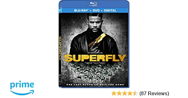 78f7e5d0c Amazon.com  Superfly  Blu-ray   Trevor Jackson